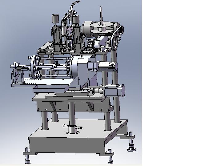 TS-30圆梳钻植一体机